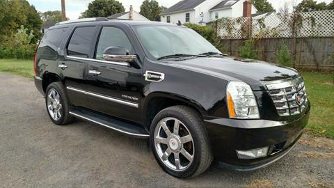 2012 Cadillac Escalade Hybrid for sale in Hamilton, NJ