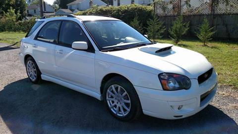 2005 Subaru Impreza for sale in Hamilton, NJ