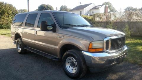 2000 Ford Excursion for sale in Hamilton, NJ