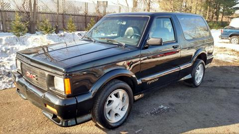 1993 GMC Typhoon for sale in Hamilton, NJ