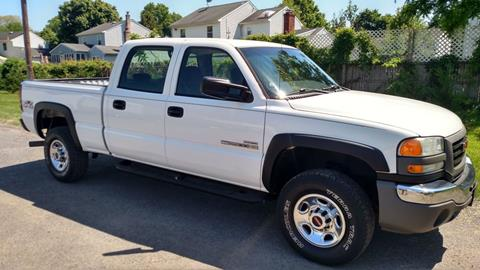 2006 GMC Sierra 2500HD for sale in Hamilton, NJ