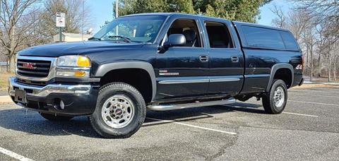 2005 GMC Sierra 2500HD for sale in Yardville, NJ