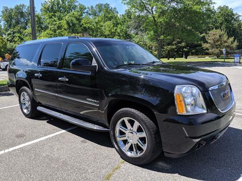 2011 GMC Yukon XL for sale in Yardville, NJ