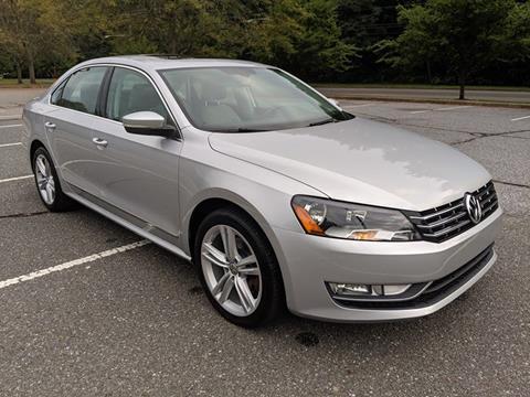 2015 Volkswagen Passat for sale in Yardville, NJ