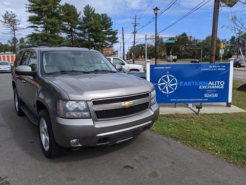 2008 Chevrolet Tahoe for sale in Yardville, NJ