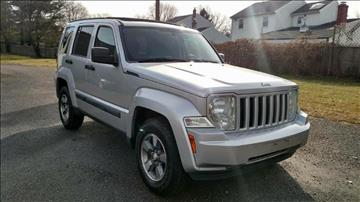 2008 Jeep Liberty for sale in Hamilton, NJ