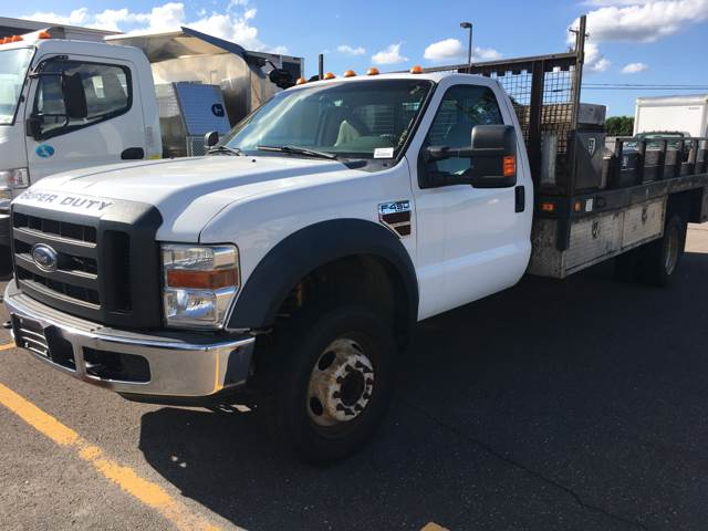 2010 Ford F-450 Super Duty for sale at USA Auto Sales in Kensington CT