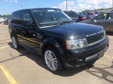 2011 Land Rover Range Rover Sport for sale in Kensington, CT