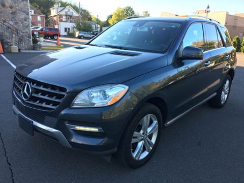 2014 Mercedes-Benz M-Class for sale in Kensington, CT