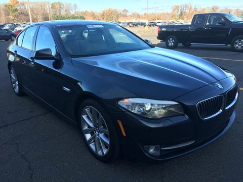 2011 BMW 5 Series for sale in Kensington, CT