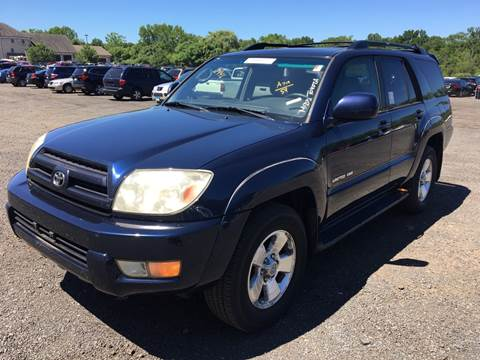 2005 Toyota 4Runner for sale at USA Auto Sales in Kensington CT
