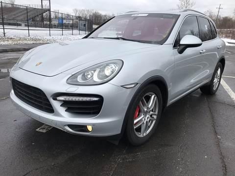 2011 Porsche Cayenne for sale in Kensington, CT