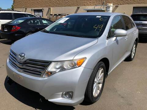 2009 Toyota Venza FWD 4cyl for sale at USA Auto Sales in Kensington CT