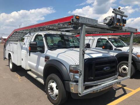 2008 Ford F-550 Super Duty for sale at USA Auto Sales in Kensington CT