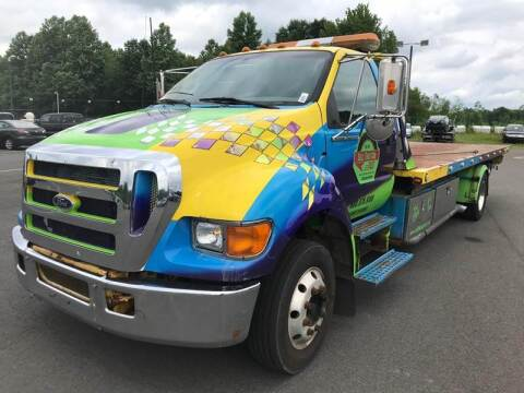 2005 Ford F-650 Super Duty for sale at USA Auto Sales in Kensington CT