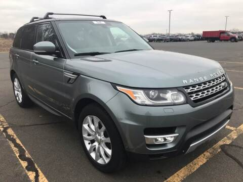 2014 Land Rover Range Rover Sport HSE for sale at USA Auto Sales in Kensington CT