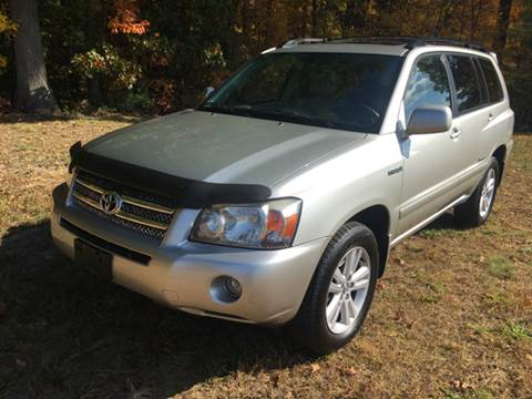 2007 Toyota Highlander Hybrid for sale in Kensington, CT