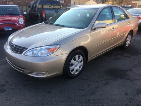 2004 Toyota Camry for sale in Kensington, CT