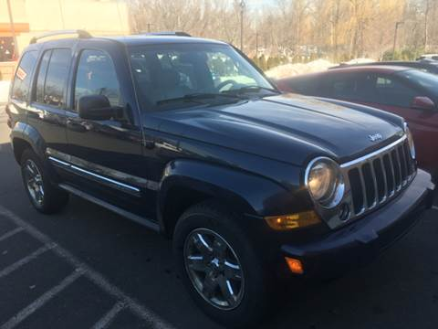 2006 Jeep Liberty for sale in Kensington, CT