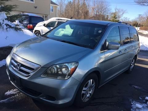 2005 Honda Odyssey for sale in Kensington, CT