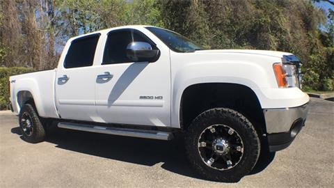 2013 GMC Sierra 2500HD for sale in Homosassa, FL