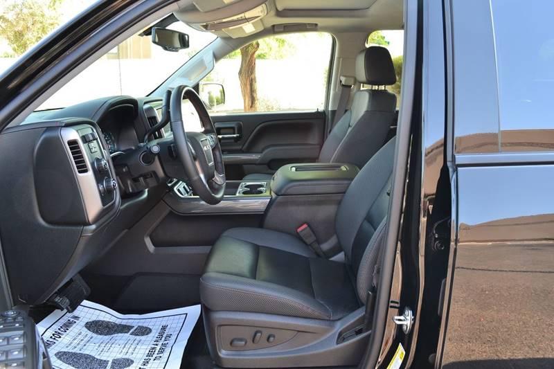 2017 GMC Sierra 1500 4x4 SLT 4dr Crew Cab 5.8 ft. SB - Tempe AZ