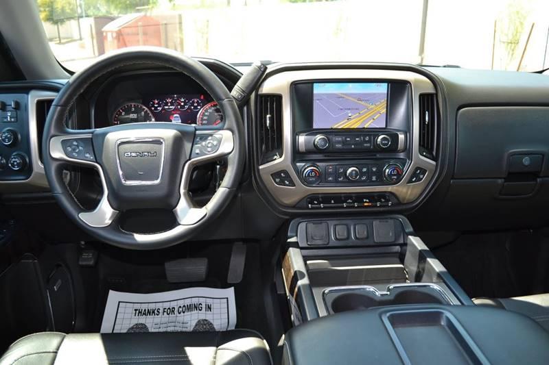 2014 GMC Sierra 1500 4x4 Denali 4dr Crew Cab 5.8 ft. SB - Tempe AZ