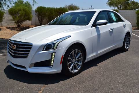2017 Cadillac CTS for sale in Tempe, AZ
