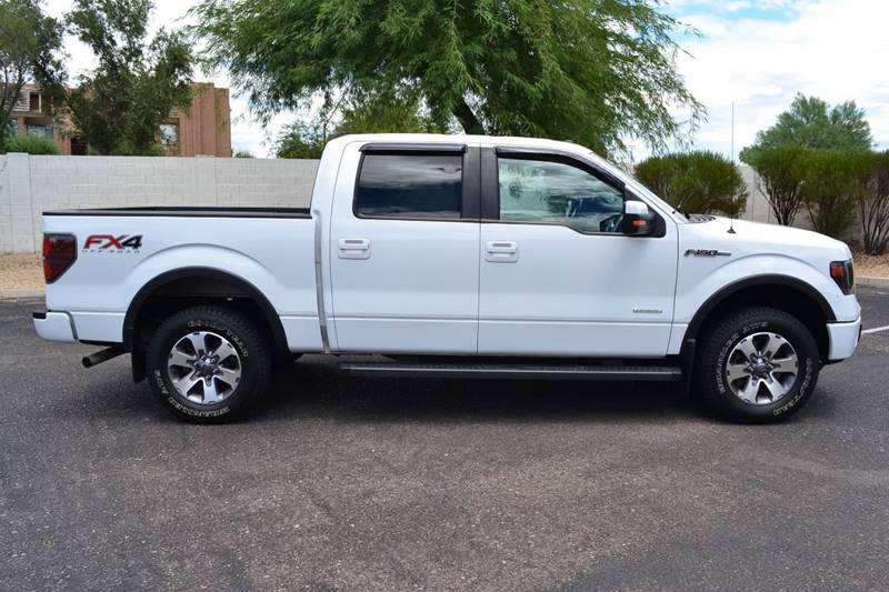 2014 Ford F-150 4x4 FX4 4dr SuperCrew Styleside 5.5 ft. SB - Tempe AZ