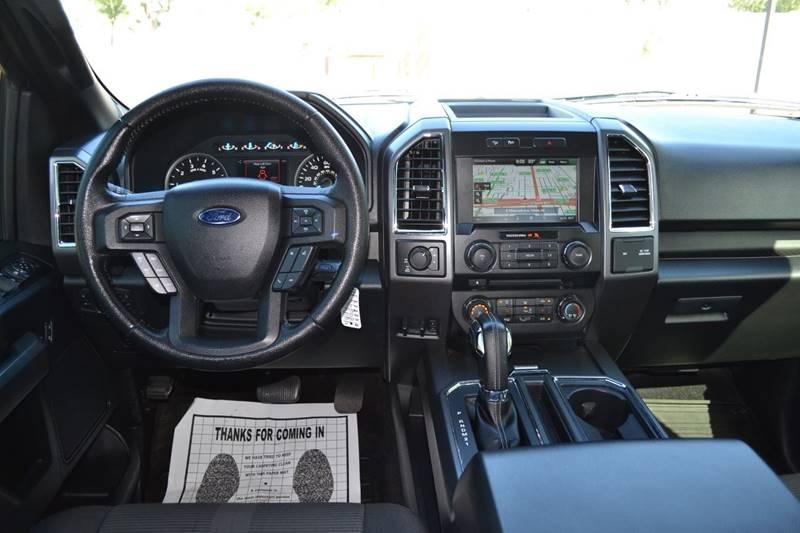 2015 Ford F-150 4x4 XLT 4dr SuperCrew 5.5 ft. SB - Tempe AZ