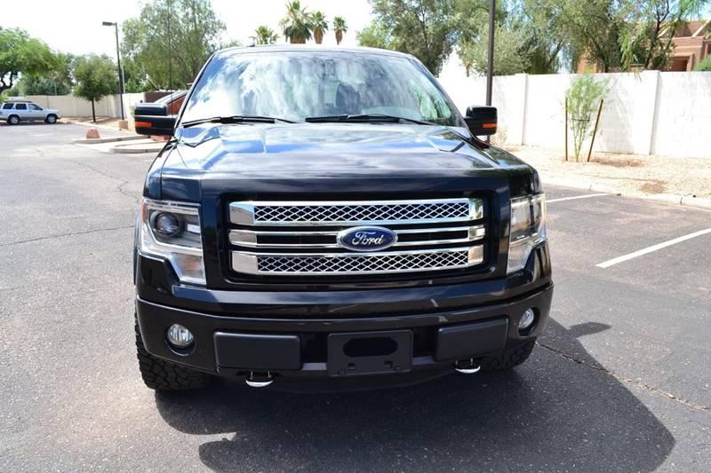 2013 Ford F-150 Limited - Tempe AZ