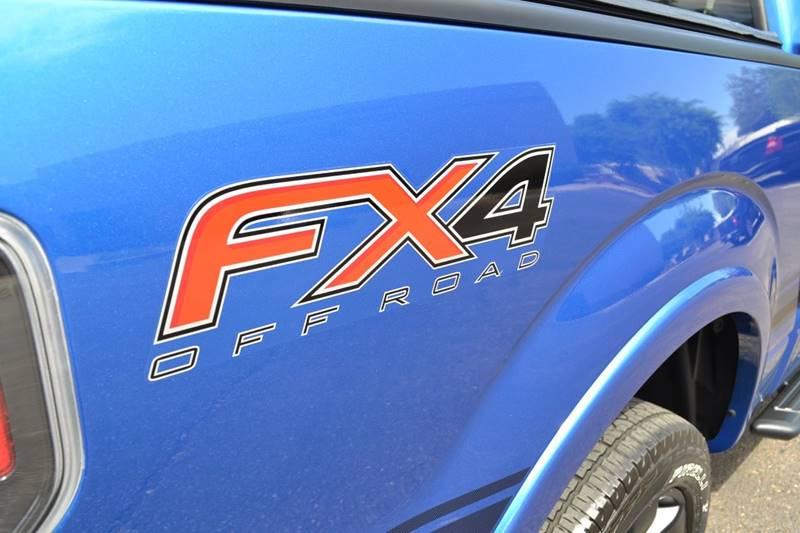 2014 Ford F-150 4x4 FX4 4dr SuperCrew Styleside 5.5 ft. SB - Tempe AZ