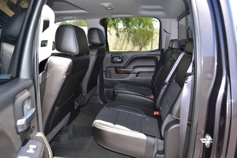 2016 GMC Sierra 1500 4x4 Denali 4dr Crew Cab 5.8 ft. SB - Tempe AZ