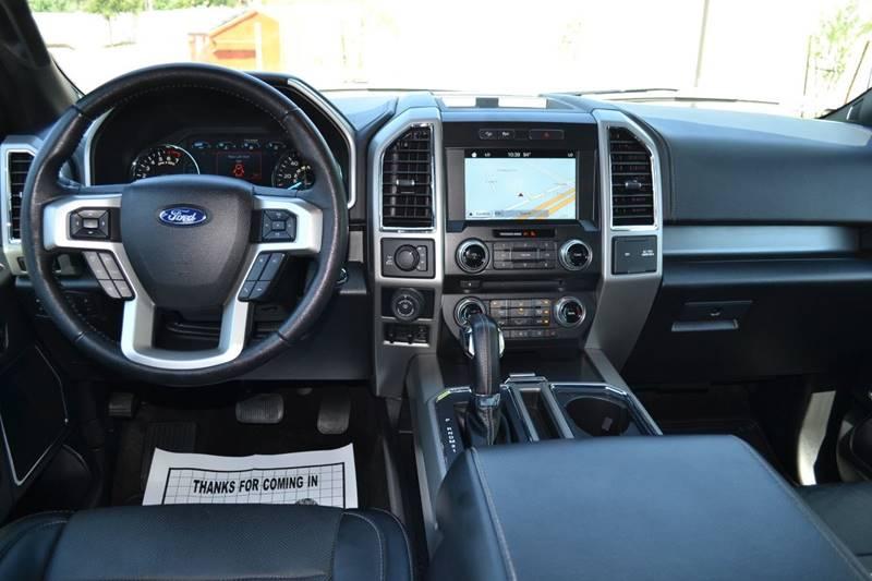 2017 Ford F-150 4x4 Lariat 4dr SuperCrew 5.5 ft. SB - Tempe AZ