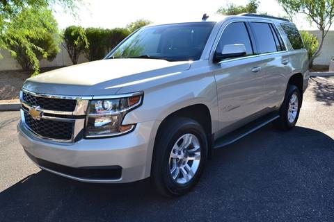 2015 Chevrolet Tahoe for sale in Tempe, AZ
