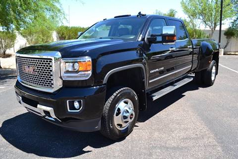 2015 GMC Sierra 3500HD for sale in Tempe, AZ