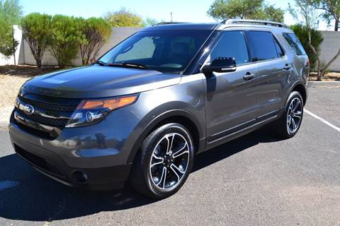 2015 Ford Explorer for sale in Tempe, AZ
