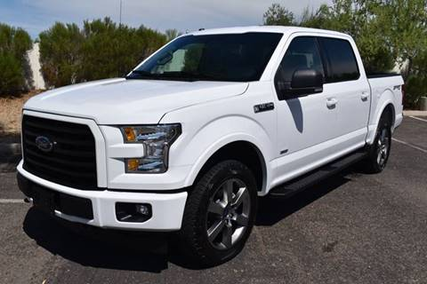2017 Ford F-150 for sale in Tempe, AZ