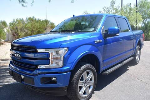 2018 Ford F-150 for sale in Tempe, AZ
