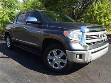 2014 Toyota Tundra for sale in Westfield, IN