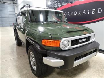 2012 Toyota FJ Cruiser for sale in Orlando, FL