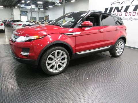 2015 Land Rover Range Rover Evoque for sale in Marietta, GA