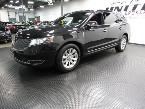 2014 Lincoln MKT Town Car for sale in Marietta, GA
