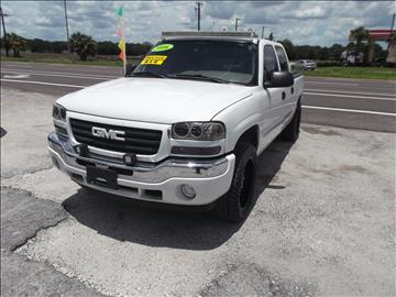 2005 GMC Sierra 1500 for sale in Plant City, FL