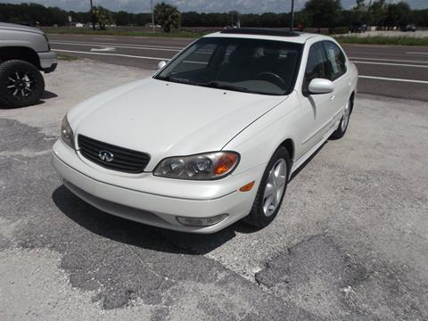 2004 Infiniti I35 for sale in Plant City, FL