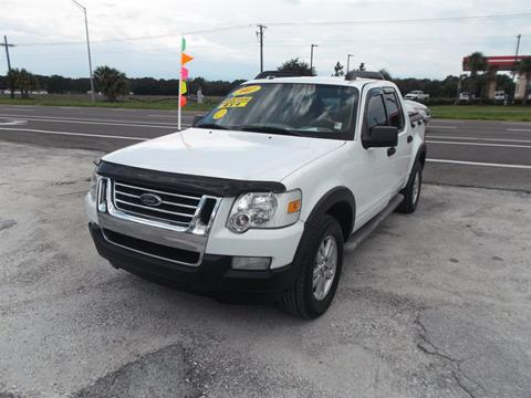 2007 Ford Explorer Sport Trac for sale in Plant City, FL