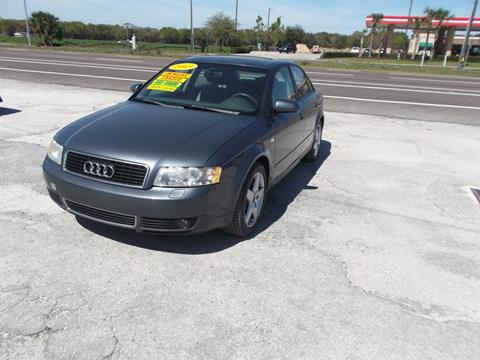 2003 Audi A4 for sale in Plant City, FL
