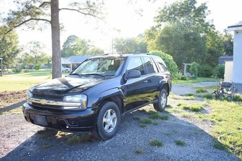 2006 Chevrolet TrailBlazer for sale in Cuba, AL