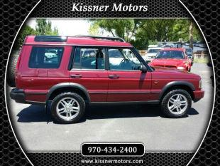 2004 Land Rover Discovery for sale in Clifton, CO