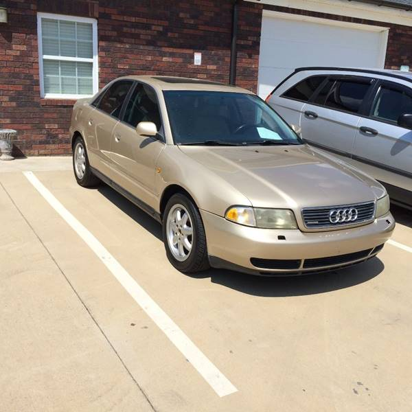 1998 Audi A4 for sale at A&M Enterprises in Concord NC